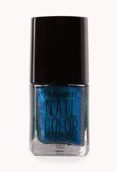 Posh Peacock Nail Polish | FOREVER21 - 1000090718