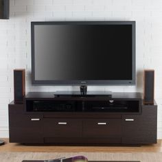 Low Profile TV Stands on Hayneedle - Low Profile TV Consoles