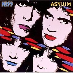 Kiss is an American rock band formed in New York City in January 1973 by Paul Stanley, Gene Simmons, Peter Criss, and Ace Frehley. Well known for its members. Kiss Asylum, Paul Stanley, Gene Simmons, Peter Criss, Glam Metal, Rock Roll, Vinyl Lp, Vinyl Records, Classic Rock