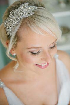 I love bridal headbands ... especially mine :)
