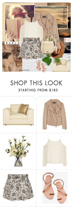 """Resting of the mind"" by rainie-minnie ❤ liked on Polyvore featuring Karen Millen, Elizabeth and James, Zimmermann, Elina Linardaki and Karl Lagerfeld"