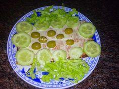 En la cocina con Ana : Dieta PP : Pastel de Atún