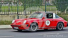 Porsche 911 S Targa 1977 - Download From Over 31 Million High Quality Stock Photos, Images, Vectors. Sign up for FREE today. Image: 44081181
