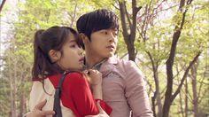 IU and JojungSuk ScreenCap at You're The Best Lee Soon Shin ~