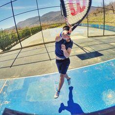 Tennis and gopro hero 4