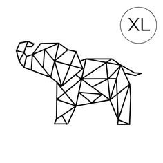 Geometric Drawing, Geometric Art, Geometric Animal, Textile Patterns, Print Patterns, Geometric Pattern Design, Origami, Wall Drawing, Animal Stencil