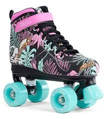 Semi soft upper provides comfort and support. Recommended for: Kids with narrow feet Indoor and outdoor skating Beginner skaters Not usually recomme . Roller Quad, Rio Roller, Roller Derby, Roller Skating, Roller Skate Wheels, Kids Roller Skates, Quad Skates, Kids Skates, Rollers
