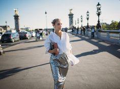 Jenny Walton in Paris