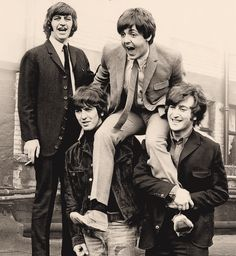 maybe ringo should add a few more buttons to his jacket?