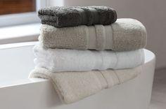 Saiba como cuidar de suas toalhas de banho