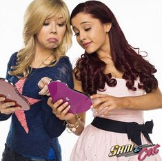 """Ariana Grande And Jennette McCurdy's Fight Continues As """"Sam & Cat"""" Celebrates 1 Year Anniversary"""
