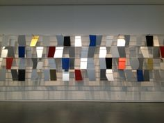 Sculpture for a Large Wall, Ellsworth Kelly    http://metropolitan.tumblr.com/post/24709668846/sculpture-for-a-large-wall