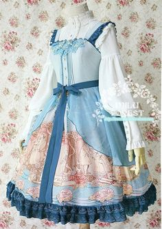 Reminder: Milu Forest ~Pride and Prejudice~ Series Pre-order will END in 8 hours later >>> http://www.my-lolita-dress.com/newly-added-lolita-items-this-week/milu-forest-pride-and-prejudice-series