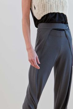 New Form Perspective | Pantalon transformable - N31