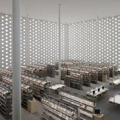 Kanazawa Umimirai Library by Kazumi Kudo and Hiroshi Horiba / Coelacanth K Architects