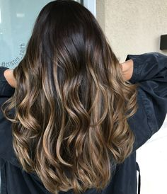 Cool caramel tones #hair #ombre #beauty