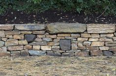 Dry laid stone construction is a craft and an art form. Many farmers when they first moved to America used stone for walls to clear the...