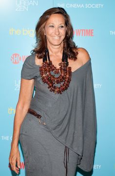 donna karan; I love her and her style!
