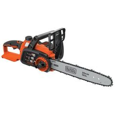 Special Offers - BLACKDECKER LCS1240 40-volt Cordless Chainsaw 12-Inch - In stock & Free Shipping. You can save more money! Check It (May 15 2016 at 01:45AM) >> http://lawnmowerusa.net/blackdecker-lcs1240-40-volt-cordless-chainsaw-12-inch/