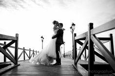 Fotos de postboda en la playa … Maria+Victor