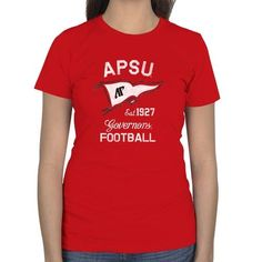 Austin Peay State University Governors NCAA Cotton Graphic Fear T Shirt  S-2XL Men's Clothing