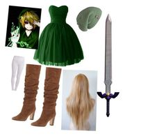 """(Female) BEN drowned: creepypasta"" by mrlexie on Polyvore"