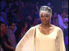 Wendell Rodrick's collection.   Models showcase the hottest designs made from eco-friendly fabrics  Watch video