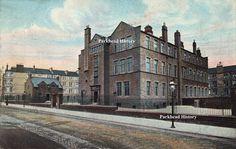 Alexandra Parade School Glasgow Scotland, England And Scotland, Gorbals Glasgow, Famous Architecture, Flat Ideas, Slums, Best Cities, Homeland, Bobs