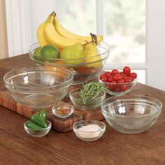 Shop Duralex 9-Piece Bowl Set