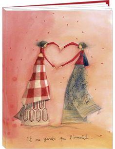 """Anne-Sophie Rutsaert cahier """"Et ne Garder que l'Essentiel..."""""""