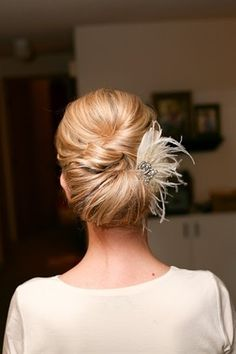fell in love with this fascinator - Click image to find more hair posts