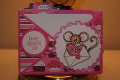Cocoa Mouse Valentine