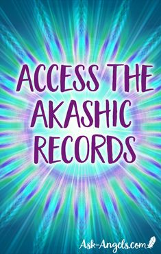 The Akashic Records or Book of Life, records everything in existence in the Etheric Field. Learn how to Access and Read these records for your benefit now! Spiritual Guidance, Spiritual Growth, Spiritual Awakening, Spiritual Wellness, Akashic Records, Psychic Development, Psychic Abilities, Psychic Powers, Psychic Readings