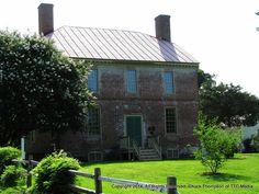 Cappahosic House, Gloucester, VA