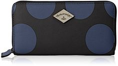 Vivienne Westwood Polkamania Wallet, Black, One Size -- Read more @ http://www.amazon.com/gp/product/B01EHPOO6E/?tag=passion4fashion003e-20&ab=190716020220