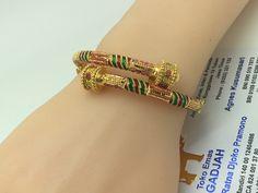 22k / 91,6% Gold India / Dubai Bracelet / Bangle