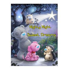 Cute Teddy Bear Pics, Teddy Bear Quotes, Teddy Bear Images, Teddy Bear Pictures, Cute Bears, Good Night I Love You, Good Night Sweet Dreams, Tatty Teddy, Mothers Quotes To Children