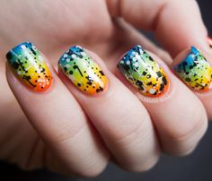 #NailArt Bloggers we love: Chalkboard Nails #SelfMagazine