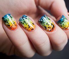 #NailArt Bloggers we love: Chalkboard Nails #SelfMagazine
