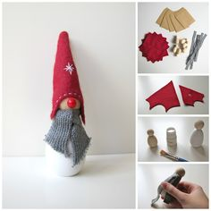 Image of DIY Tomte Kit