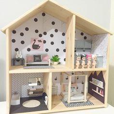 Ikea Flistat Puppenhaus Idee