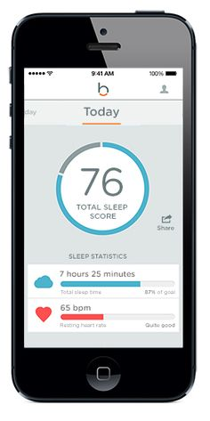 The Beddit is an advanced sleep monitor that automatically tracks your sleeping patterns, heart rate, breathing, snoring, movements and environment without the need for a cumbersome wearable sensor. Unlike other sleep monitors, Beddit's ultra-thin film sensor fits inside your bed, right under the sheet. Beddit allows you to view all tracked information on your smartphone when you wake up in the morning.
