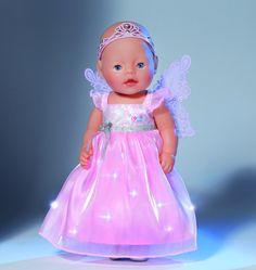 Zapf Creation Baby born Wonderland Deluxe Light Dream  820728  by Brand Toys in Spielzeug, Puppen & Zubehör, Babypuppen & Zubehör | eBay!