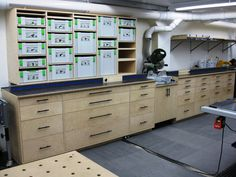 """I think its safe to call this a """"dream shop"""" for most woodworkers."""