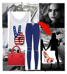 """:)"" by aida-banjic ❤ liked on Polyvore featuring мода, Victoria Beckham, Leighton и Fahrenheit"