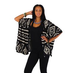 Mud Print Shawl (Black only) - Beez Afrocentric Clothing & Accessories, Inc.