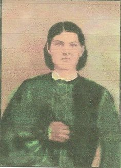 Elizabeth Lowery Pack (daughter of John Lowery, and wife of William Shory Pack) - Cherokee - no date