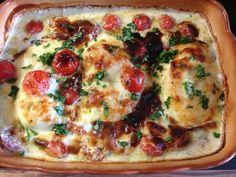 Mozzarella - Hähnchen in Basilikum - Sahnesauce, ein schmackhaftes Rezept aus der Kategorie Schnell und einfach. Bewertungen: 2.054. Durchschnitt: Ø 4,7.