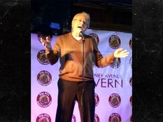 Jerry Springer Pours His Heart out Singing Elvis Presley (VIDEO)