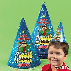 525 Per Dozen Happy Birthday Baby Jesus Christmas Preschool